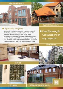 Specialist-projects